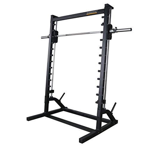 Powertec Fitness Workbench Roller Smith System-Black