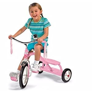 Tricycle For Kids,For Girls|Pink