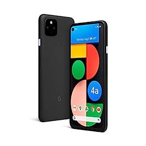 Google Pixel 4a 5G (Just Black, 6GB RAM, 128GB Storage)