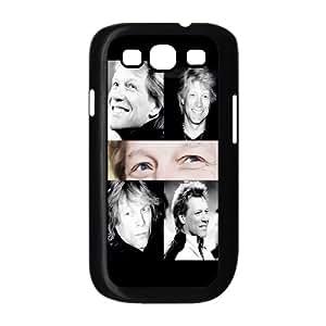 Best Quality [SteveBrady PHONE CASE] Bon Jovi Music Band For Samsung Galaxy S3 CASE-8