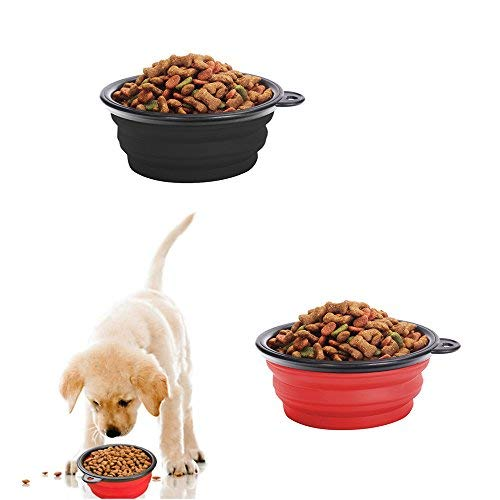 KIQ Pop-Up dog water bowl