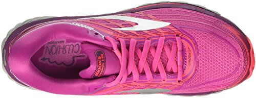 Glycerin Pink 1b608 15 Brooks Damen Purple Pink Laufschuhe Silver wqpBTBA