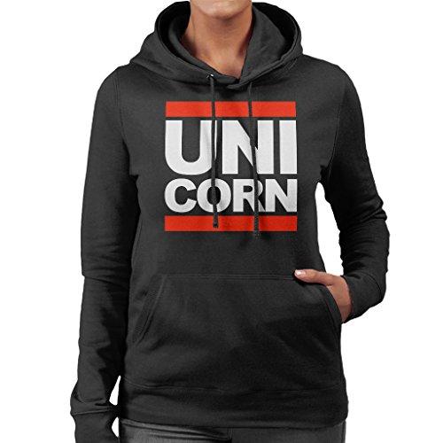 Women's Unicorn Dmc City Sweatshirt Cloud Hooded 7 Run TnwfSqvwCz