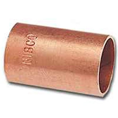 Elkhart Products 30966 2 In. Cxc Copper Coupling Without Stop /RM#G4H4E54 E4R46T32540920 - Cxc Stop
