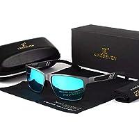 Óculos De Sol Kingseven Polarizado Uv400 Anti Reflexo