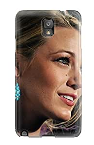 Lovers Gifts Galaxy Note 3 Case Cover Slim Fit Tpu Protector Shock Absorbent Case Blake Lively 8737022K98823912