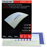 SWI3200715 - Swingline GBC Fusion EZUse Laminating Pouches, Letter Size, Speed Pouch, 3 mil, 100 Pack