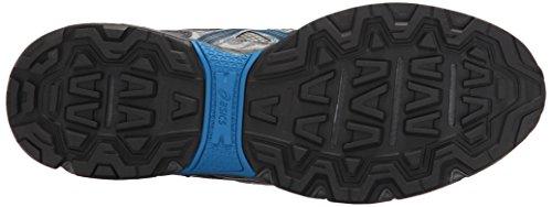 Asics Heren Gel Venture 6 Hardloopschoen Aluminium / Zwart / Directoire Blue