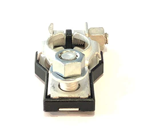 Positive Terminal (GENUINE NEW OEM Mitsubishi MU800889 POSITIVE Terminal Assembly N+with Nut)
