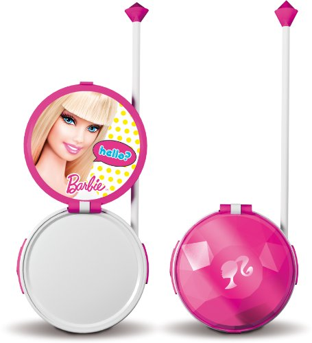 IMC Toys - Walkie Talkies Barbie