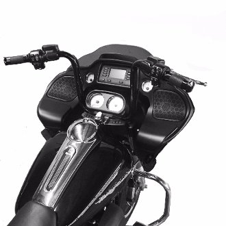 "13"" X 1 1/4"" 2015-2018 Road Glide Standard Apes"