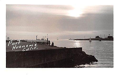 (Port Hueneme Port Hueneme, California postcard)