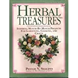 Herbal Treasures, Phyllis V. Shaudys, 0882666193