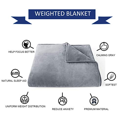 Hiseeme confined TIME Promotion Weighted Blankets