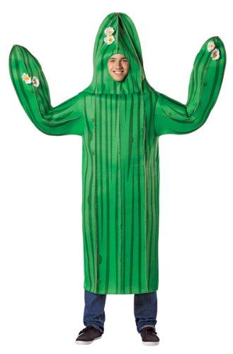 Rasta Imposta Cactus Adult, Green, One Size
