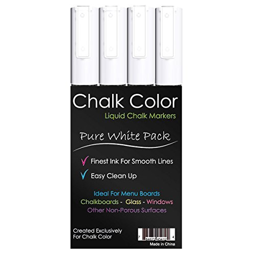 Chalk Color Markers White Liquid product image