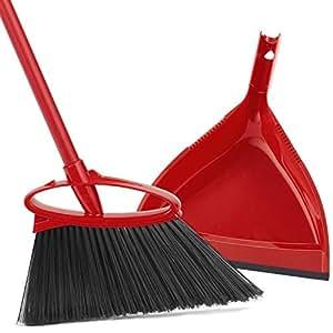 Amazon Com O Cedar Angler Angle Broom With Dust Pan Home