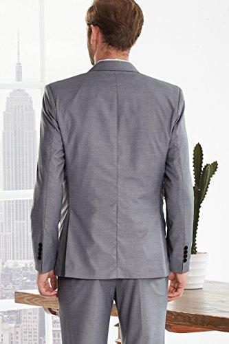 CMDC Men's New Casual Slim Fit Skinny dress Vest Business Suits Three-piece D163