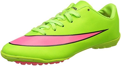 Kobo K 18 Astro Turf Football Shoes F.Green/Pink