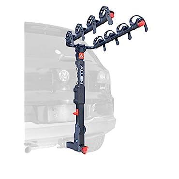 Allen Sports Premier Locking Quick Release 4-Bike Carrier for 2 in. Hitch