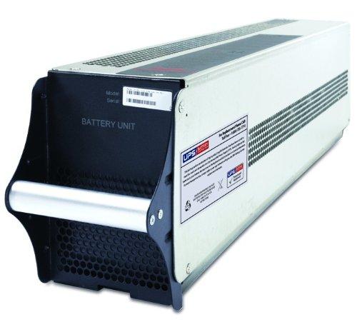 APC Symmetra PX, Infrustruxure Battery Module SYBTU1-PLP - New batteries, clean metal cases - by UPS Battery Center - (Certified Refurbished) (Battery Unit Symmetra Px)
