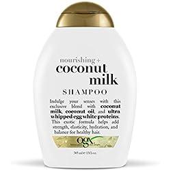 OGX Shampoo, Nourishing Coconut Milk, 13oz