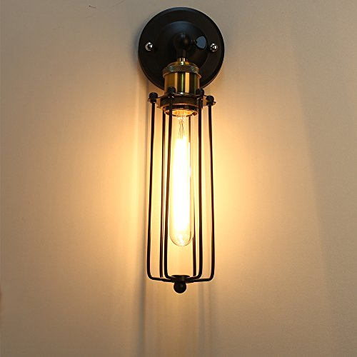 Vintage Industrial Pendant Sconces Included