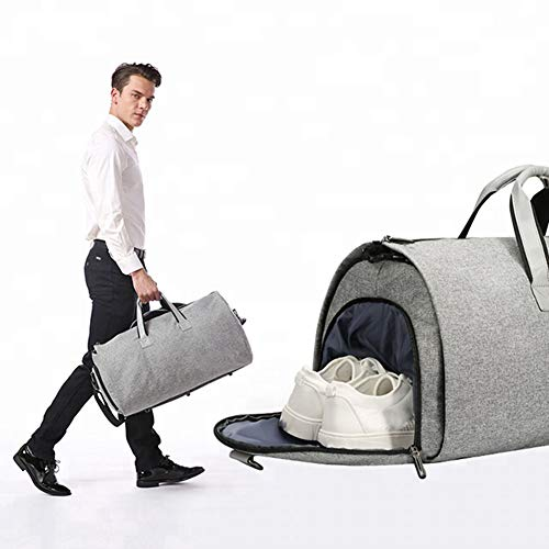 bf848f61991d Carry on Garment Bags Business Suit Bag Travel Duffel Garment Bags ...
