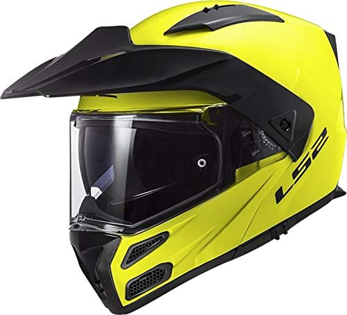 Mejor casco LS2 modular dual sport