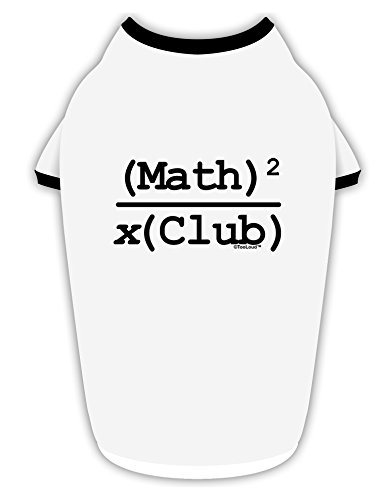 Lab Worksheets (TOOLOUD Math Club Cotton Dog Shirt White with Black XL)