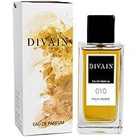 DIVAIN-010 / Similar a One Million de Paco Rabanne/Agua de perfume para hombre, vaporizador 100 ml