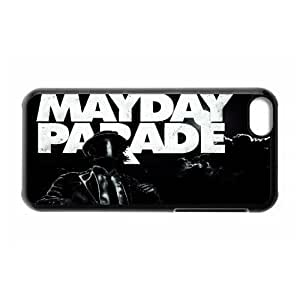 MMZ DIY PHONE CASEGators Florida USA-6 Music Band Mayday Parade Print Black Case With Hard Shell Cover for Apple ipod touch 5