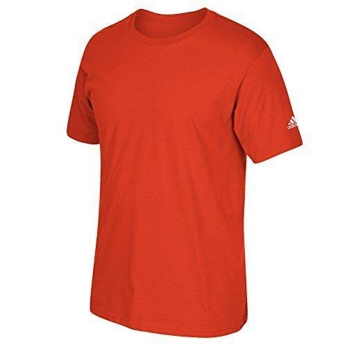 Adidas-prestaties Gaan Naar Tee Ss Coll Ora Coll Orange