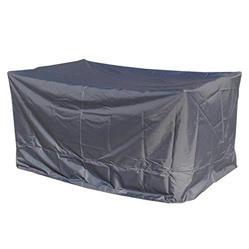 XJLG-Plane Regenfestes Tuch Outdoor-Möbel Staubschutz Wasserdichte Schutzhülle Regenschutz Sonnencreme Zelt im Freien