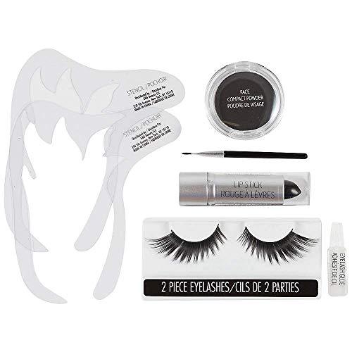 Diy Black Swan Halloween Costume (Hallo Makeup Halloween Costume Accessories Makeup Black Swan Makeup)