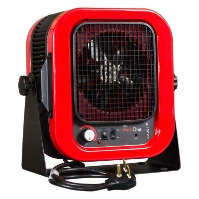 5,000-watt Portable Garage Heater, Built-in Fan-only Switch Provides Comfortable Air Circulation Without Heat (Garage Heater Cadet compare prices)