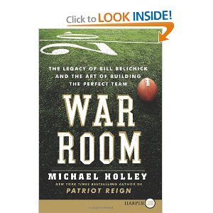 Download WarRoom LP: TheLegacy of Bill Belichick and theArt ofBuilding the Perfect Team pdf