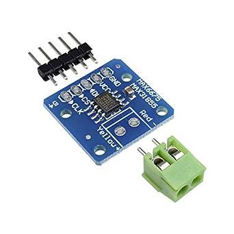 MAX6675//MAX31855 K Type Thermocouple Sensor Module Breakout Board Temperature