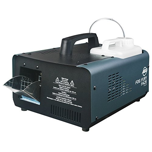 American DJ FOG FURY FAZE 700w Portable Fog Smoke Machine Limited Stock (Certified (American Dj Timer Remote)