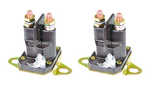 2 Pack Solenoid for Murray 424285 7701100 Toro 111674 for sale  Delivered anywhere in USA