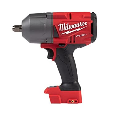 Milwaukee 2766-20 18-Volt 1/2-Inch M18 Detent Pin Impact Wrench, Bare Tool