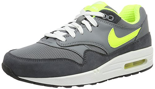 555766-045 Gs Scarpe Unisex Bambino Air Cool Grey-volt-anthracite-white 1 Max Nike Sportive