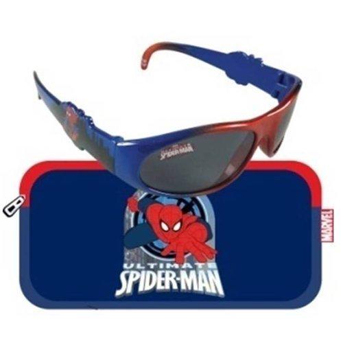 Gafas de sol spiderman + foderino con filtro UV400 - s98033 ...