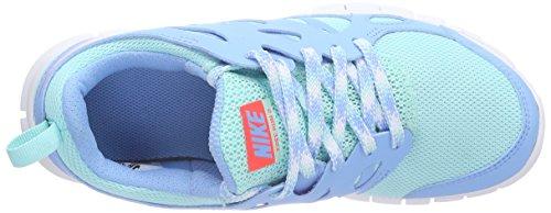 Nike Free Run 2 (gs) Hardloopschoenen 477701 Sneakers Schoenen Artisan Teal Bright Crimson White 301