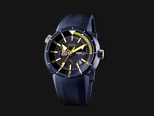 Momo Design Diver Pro Automatic Automatic Watch, Chronograph, 47mm. 10 atm.