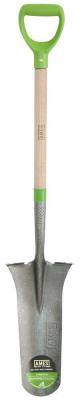 Ames 16 in. D-Handle Drain Spade-2531700 - The Home Depot