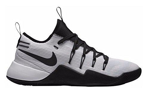 Nike Mens Hypershift Tb Scarpe Da Basket Bianco Nero 844387 100