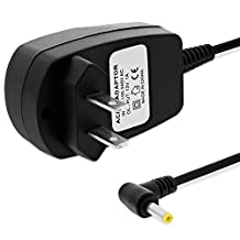 AC Power Adapter, Fosmon US AC 100-240V to DC 5V / 1A Universal Replacement Power Supply