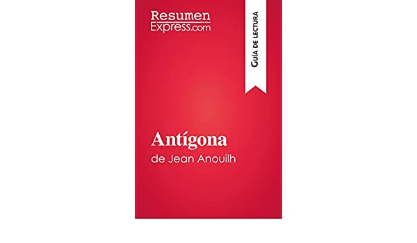 Antigona De Anouilh Download
