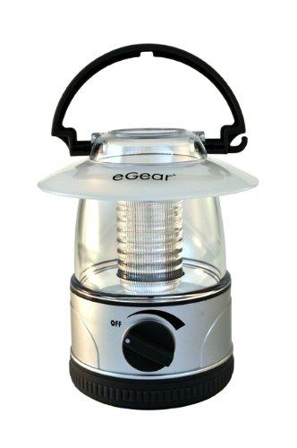 eGear Weekender Lantern (Silver), Outdoor Stuffs